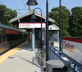 Clinton Station